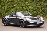 Used Porsche Boxster 'S' Black Edition