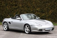 Used Porsche Boxster 550 Limited Edition