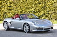 Used Porsche Boxster RS60 Spyder