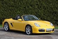 Used Porsche Boxster 'S'