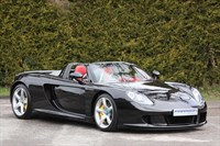 Used Porsche Carrera GT