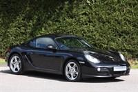 Used Porsche Cayman GEN II