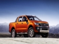 FORD - THE ALL-NEW FORD RANGER PICK-UP - TOUGH, POWERFUL, FRUGAL, SMART AND SAFE