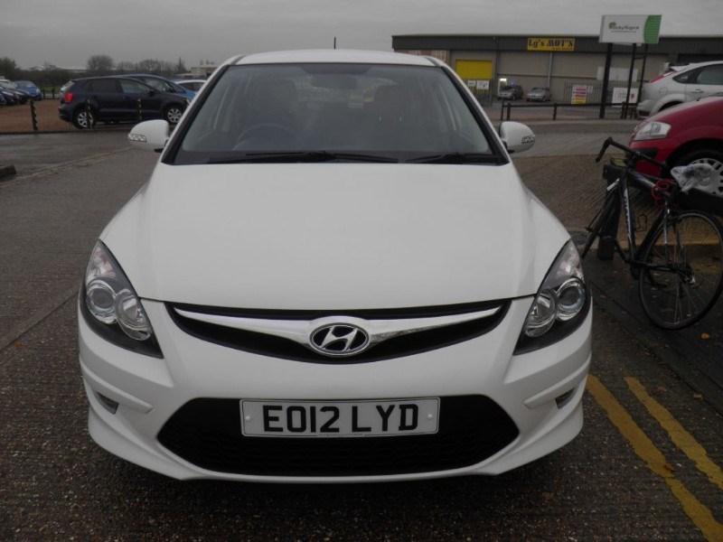 Used Hyundai i30 in Cambridgeshire
