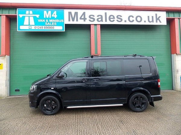 VW Transporter in Wiltshire