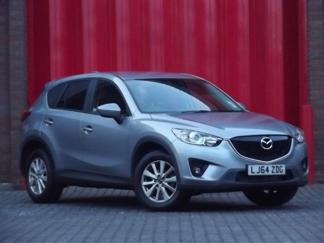At MKG 3000 we stock a wide range of Mazdas like this CX-5 at our showroom in Twickenham.