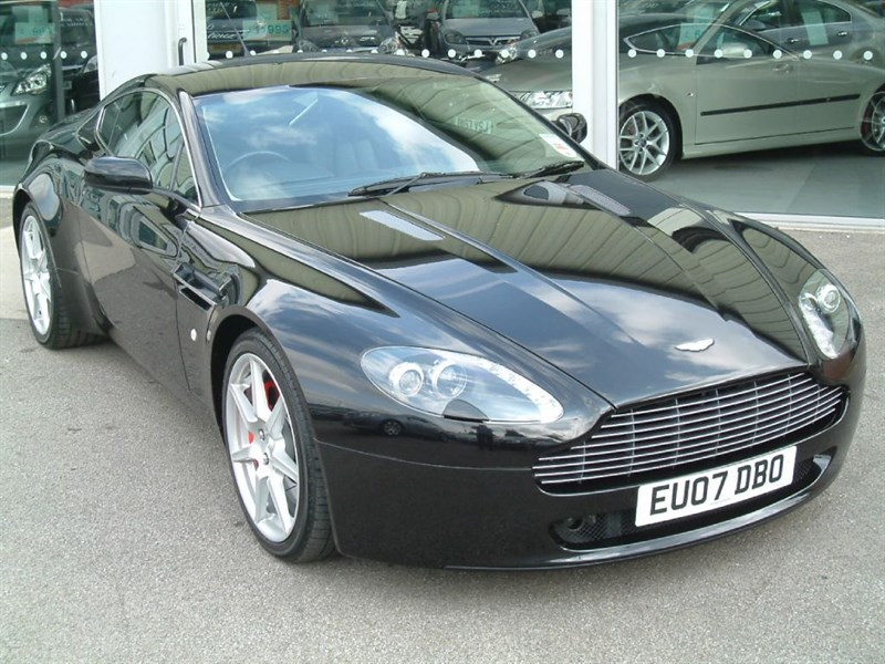 what defines a prestige car? Well it could be a car like this Aston Martin which is available at Thomspon & Smith in Louth, Lincolnshire.