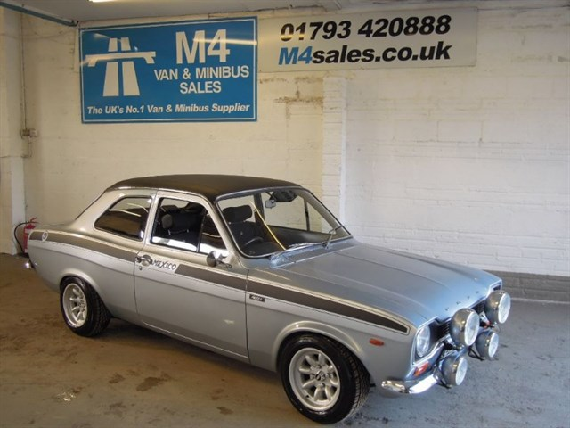 Used Ford Escort Mexico in Wiltshire