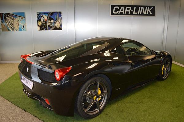 Ferrari 458 for sale in Bournemouth