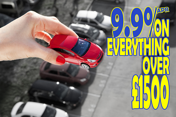 Used Car Finance Special Offer in Cambridgeshire