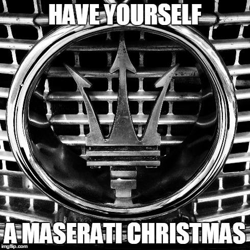Maserati Logo Meme