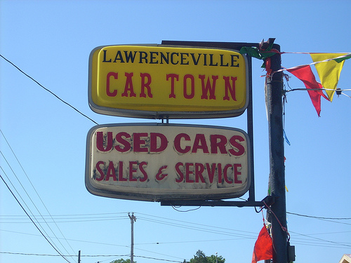 what to look for when choosing a used vehicle