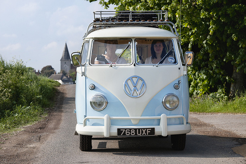 Choosing your perfect campervan