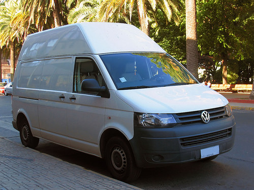 Best selling vans for commercial use in the UK