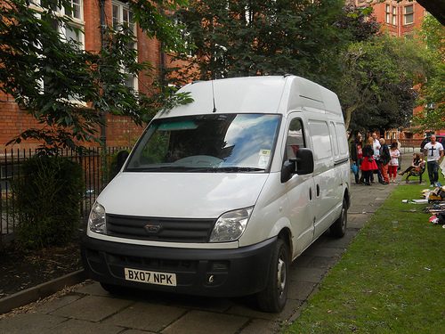 Find out how you can avoid paying VAT on these exempt vans