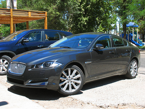 See how you can drive away in a luxury Jag for under £16k