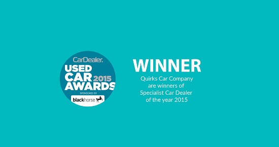 Specialist Cart Dealer Award picture