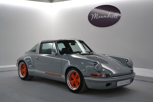 classic porsche 911 in oxfordshire. Black Bedroom Furniture Sets. Home Design Ideas