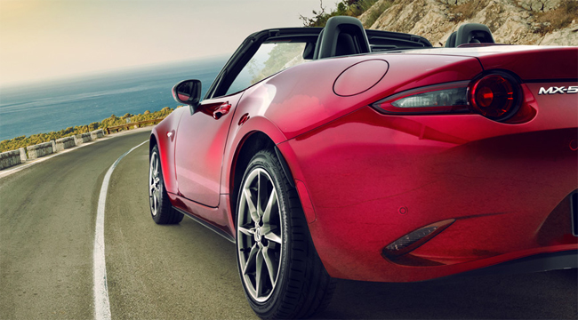 The Mazda MX-5 is the 2016 World Car of the Year