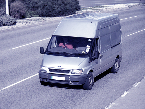 One of the most popular van models in the UK