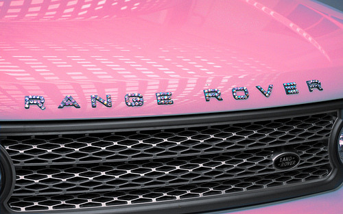 The iconic Range Rover is a firm favourite among these celebs