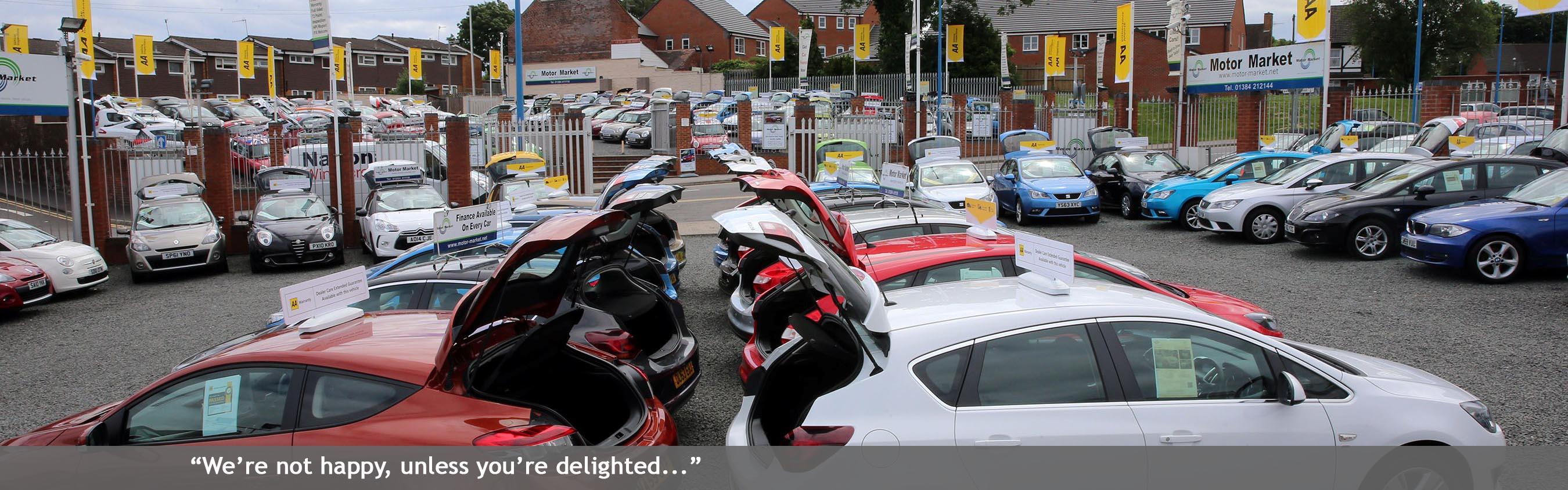 Used Cars Birmingham