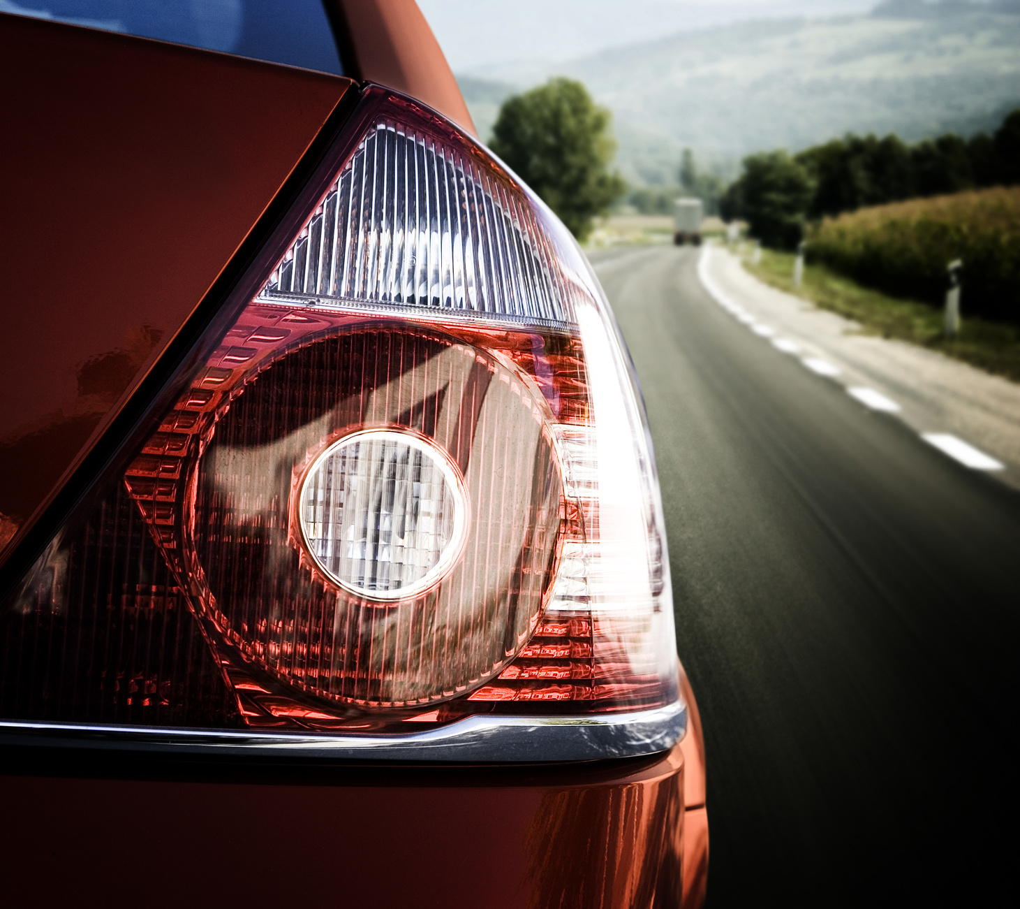 Ford Mondeo Taillight