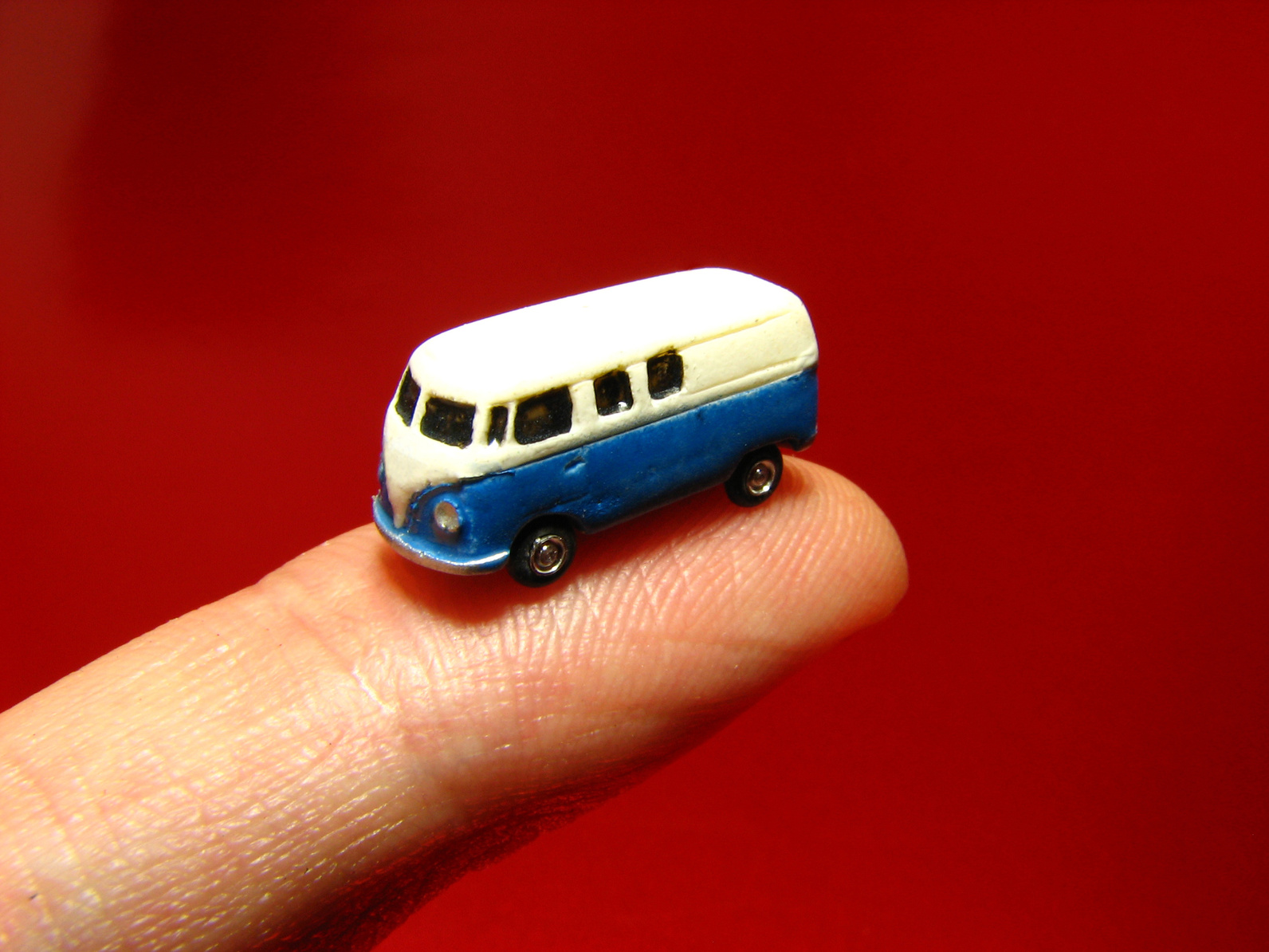 Teeny tiny VW camper