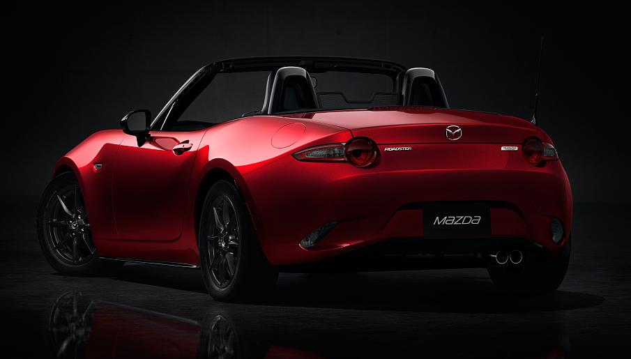 A Mazda Mx5 2015