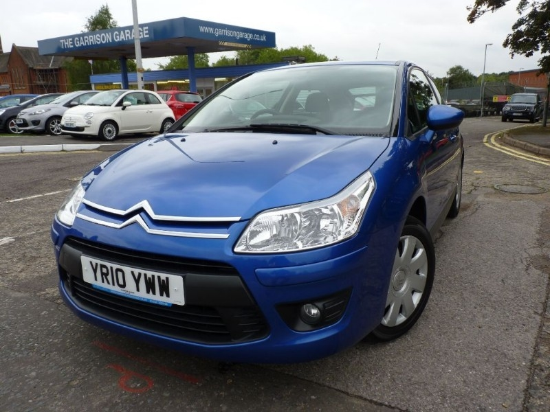 Previously sold for Garage citroen c4