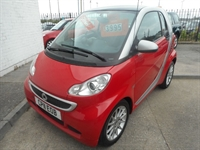 Smart Car Fortwo Coupe