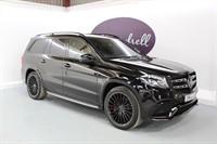 Mercedes GLS63 AMG
