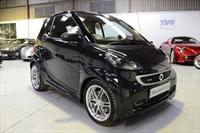 Smart Car Fortwo Cabrio