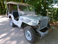 Willys Light 4x4 Utility