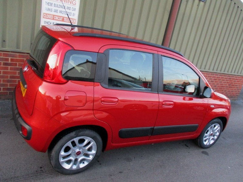 used metallic red fiat panda for sale berkshire. Black Bedroom Furniture Sets. Home Design Ideas