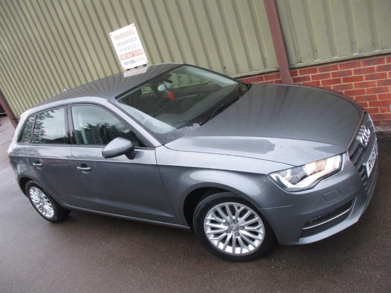used Audi A3 TDI SE TECHNIK Nav in wokingham-berkshire