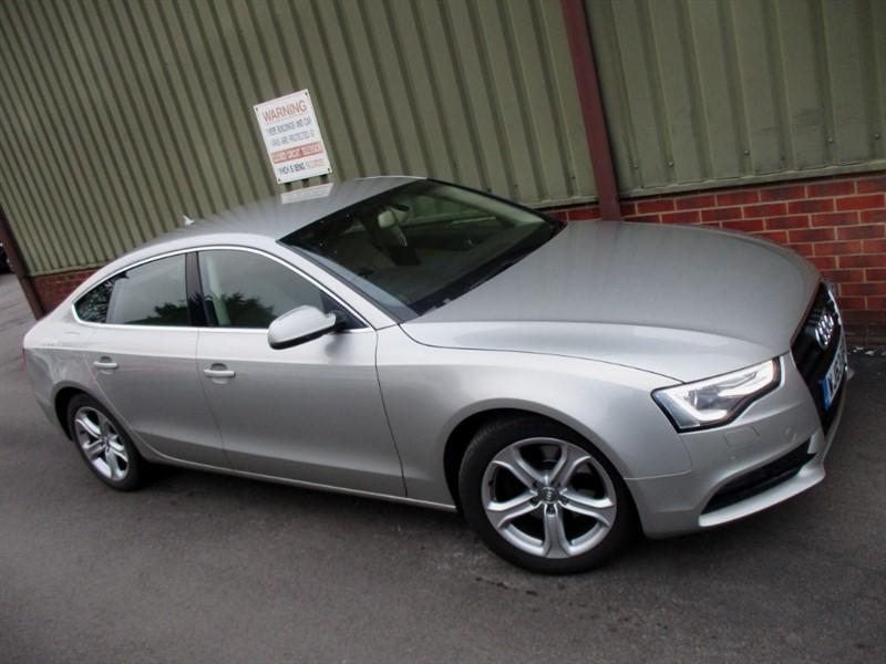 used Audi A5 SPORTBACK SE TECHNIK 1.8 TSFI in wokingham-berkshire