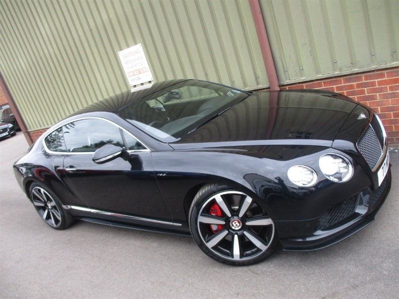 used Bentley Continental GT V8 S in wokingham-berkshire