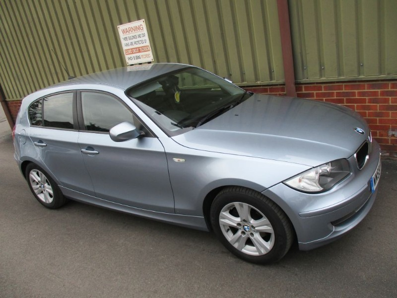 used BMW 116i SE in wokingham-berkshire