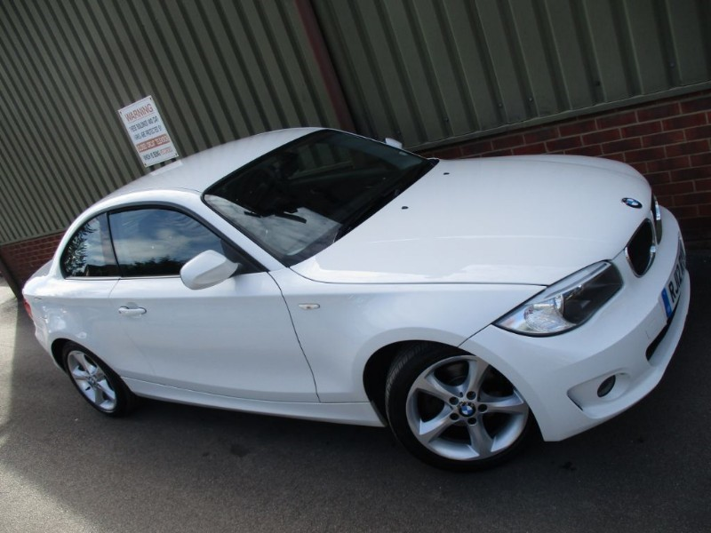 used BMW 118d SE in wokingham-berkshire