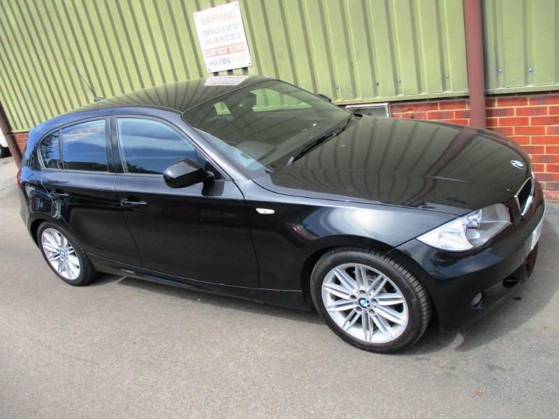used BMW 118d M SPORT in wokingham-berkshire