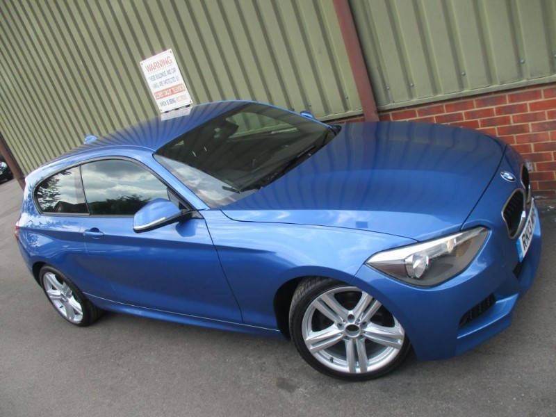 used BMW 120d M SPORT in wokingham-berkshire