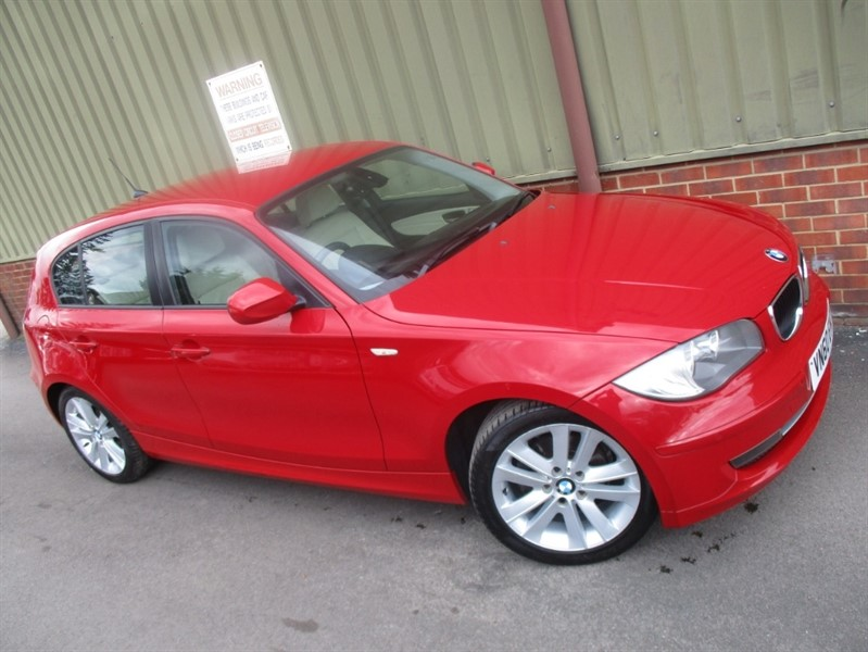 used BMW 116i SE in wokingham-berkshire