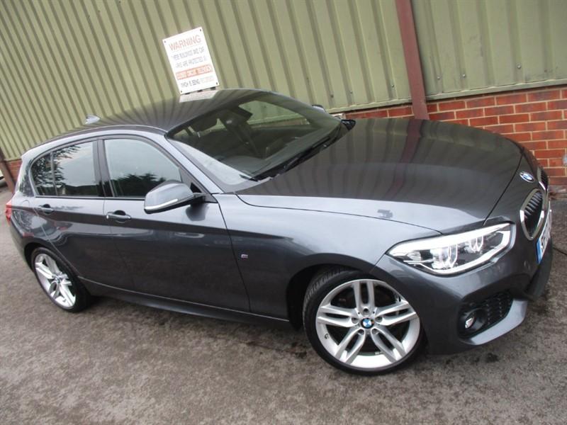 used BMW 118d M SPORT SatNav in wokingham-berkshire