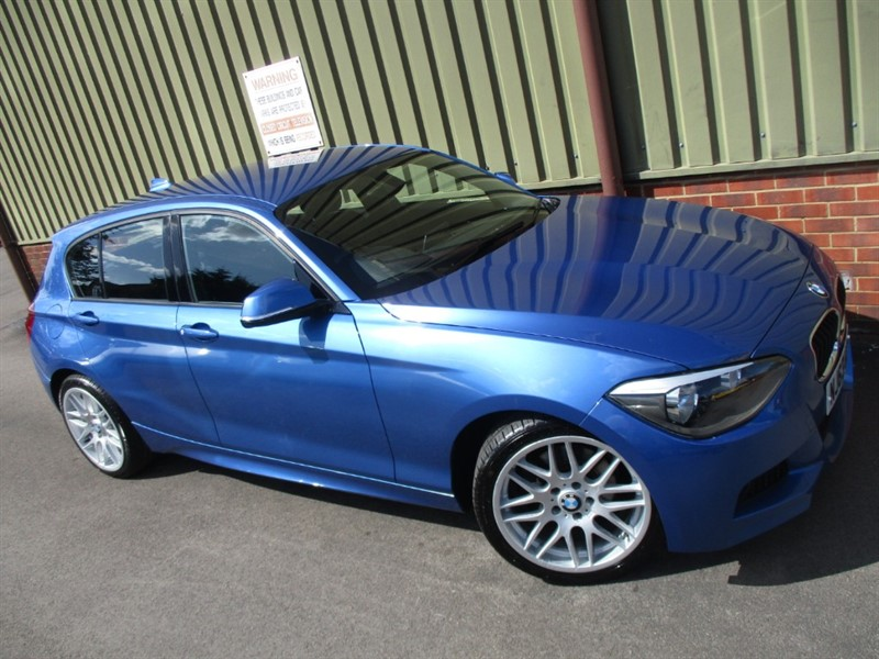 used BMW 120d M SPORT Automatic in wokingham-berkshire
