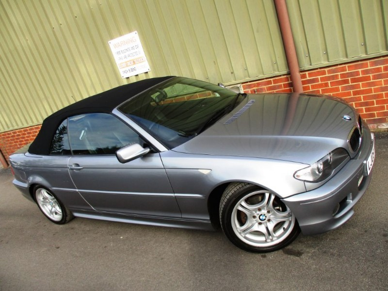 used BMW 318 CI SPORT M-Sport 2 in wokingham-berkshire