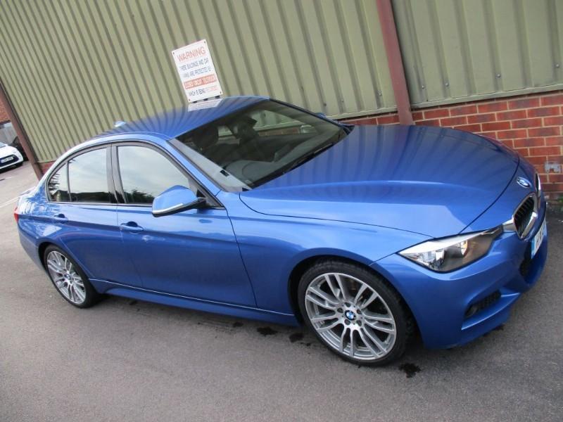 used BMW 320d M SPORT in wokingham-berkshire