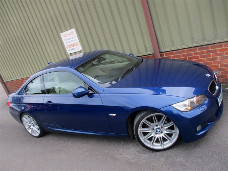 used BMW 320i M SPORT HIGHLINE in wokingham-berkshire