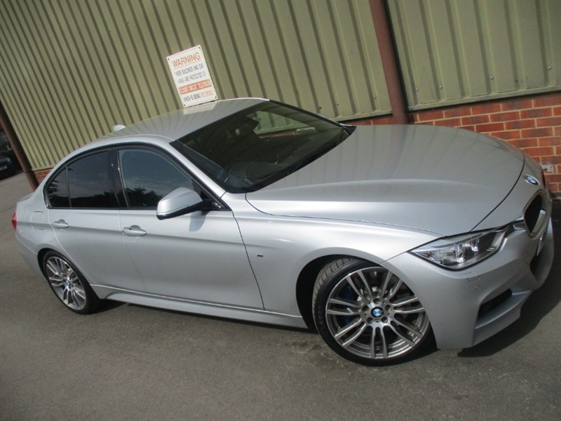 used BMW 330d M SPORT Automatic in wokingham-berkshire
