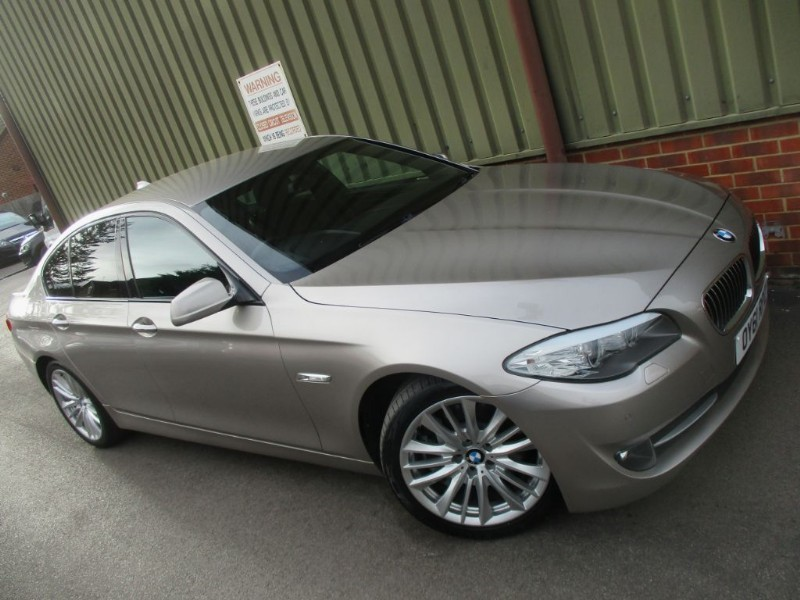 used BMW 525d 3.0 SE Diesel Automatic in wokingham-berkshire